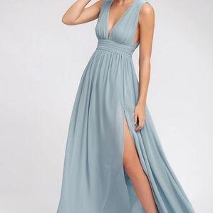 BNWT Heavenly Hues Dress Lulus